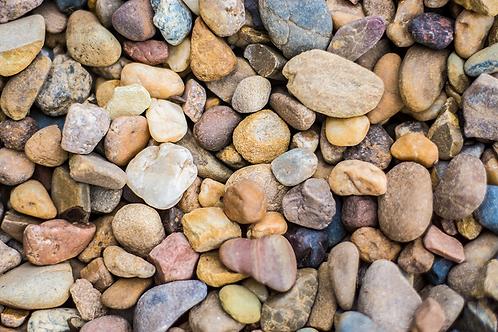 River Pebbles (per tonne)