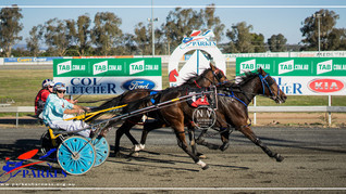 Congratulations to PARKES HARNESS Racing Club Race Meeting Winners - 12 May 2019