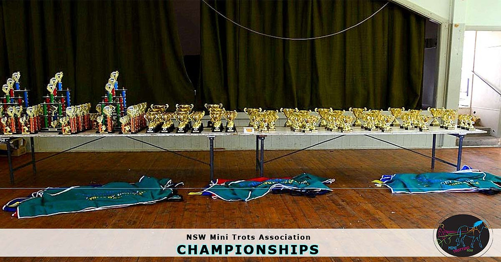 NSW MINI TROTS CHAMPIONSHIPS 2017 TAMWORTH