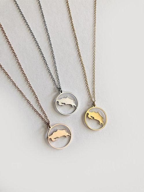 Costa Rica Necklace & Bracelet Combo