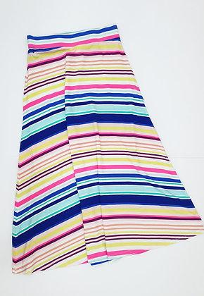 Multicolored Long Skirt