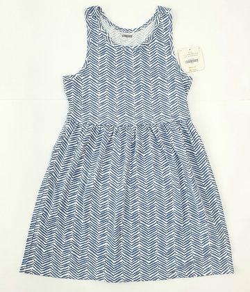 Patterned Tank Dress