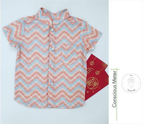 Aztec Pattern Shirt