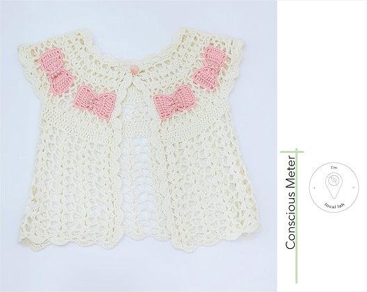 Crochet Short Cardigan