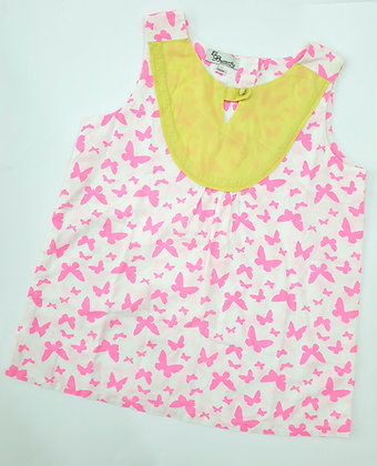 Buttlefly Blouse