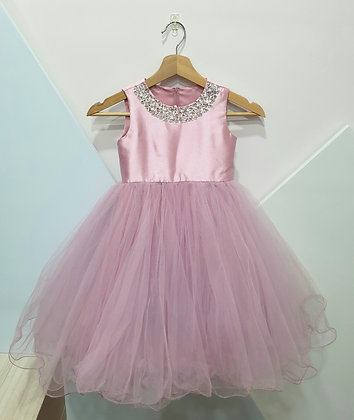 Bejeweled Party Dress