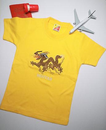 Bhutan Keepsake Tee (Yellow)