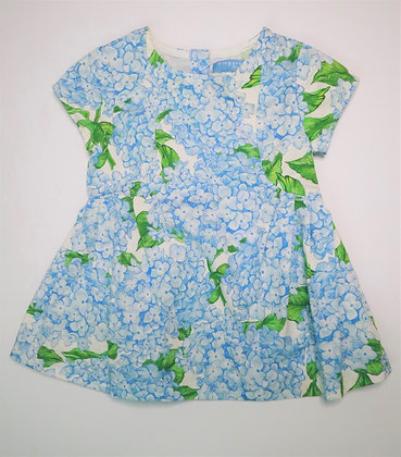 Floral Dress (Blue)