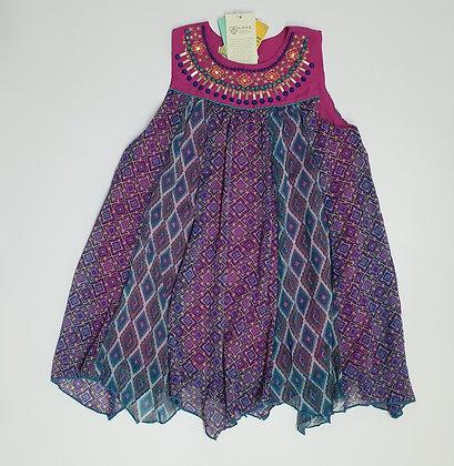 Ethnic Motif Dress