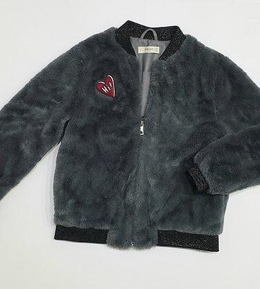 Synthetic Fur Jacket