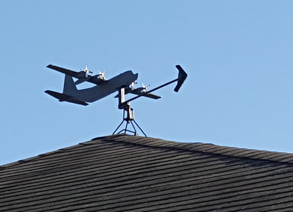 C-130 variants Weather Vane