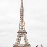 Casamento-Torre Eiffel-Trocadero