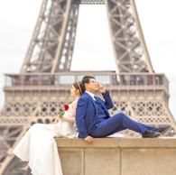 Trocadero-Casal-Torre Eiffel