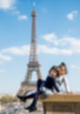Mini Photo Tours-Meninas-Trocadero-Torre Eiffel-O Fotografo de Paris