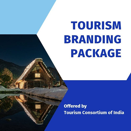 Premium Branding Package for Tourism Businesses
