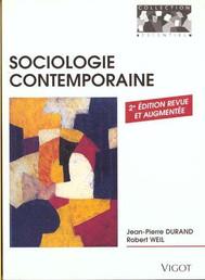"""Jean-Pierre Durand et Robert Weil, """"Sociologie contemporaine"""""""