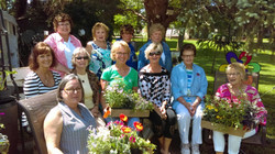 MAGC members at Roni Daale