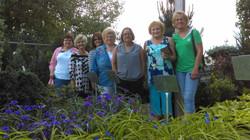 MAGC members in Tea SD