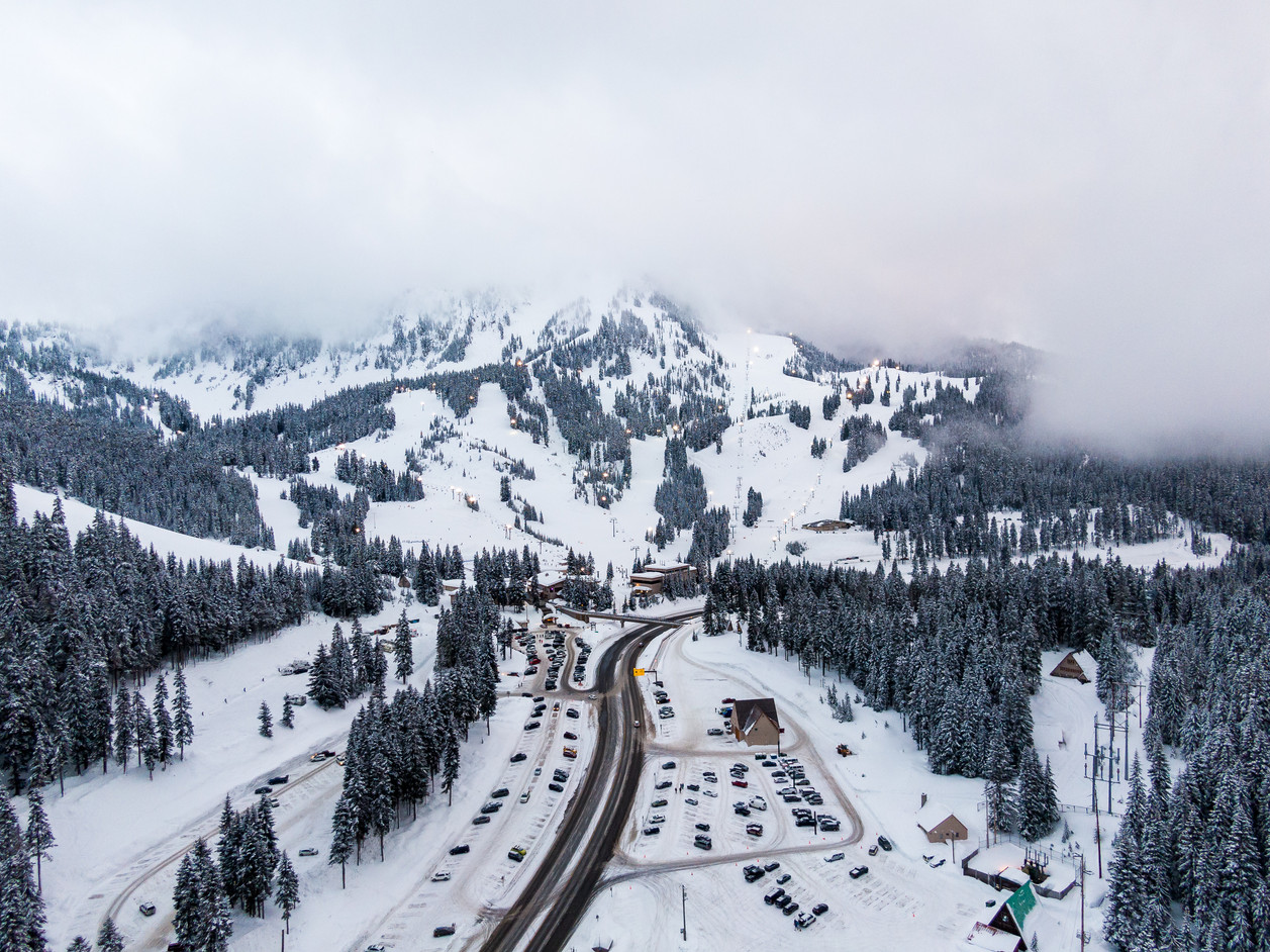 Stevens Pass Resort, BC