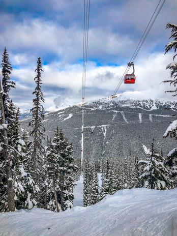 Whistler, BC Peak to Peak