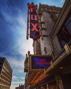 Fox Theater, St