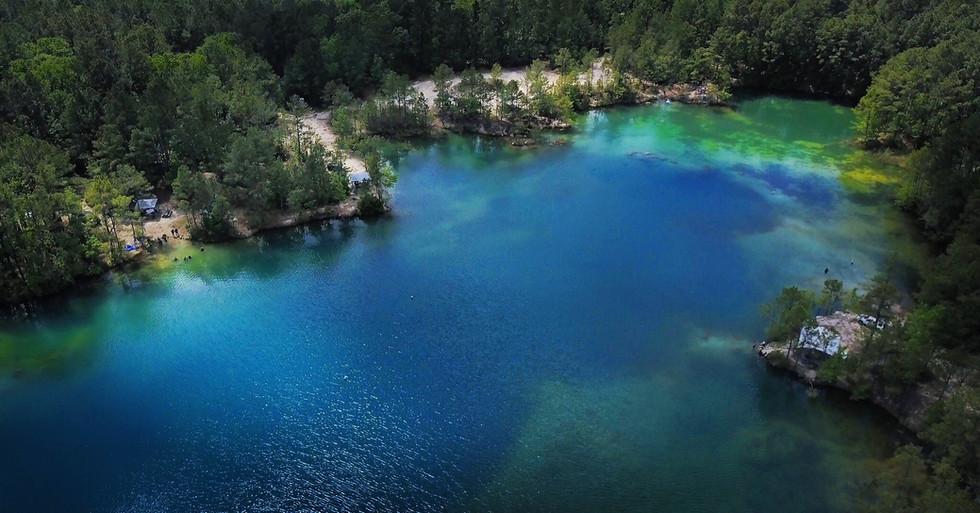 Blue Lagoon, TX