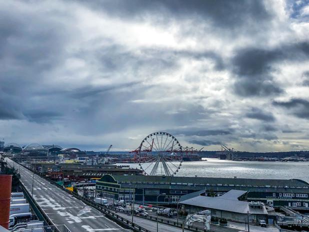 Seattle, WA Ferris Wheel