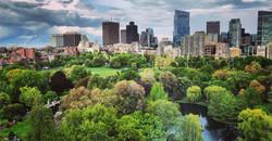 SKYLINE | BOSTON, MA