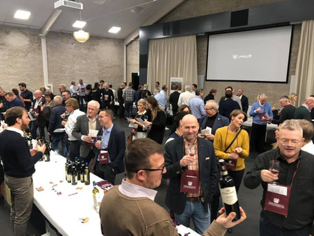 Grande successo dei nostri vini a Oslo