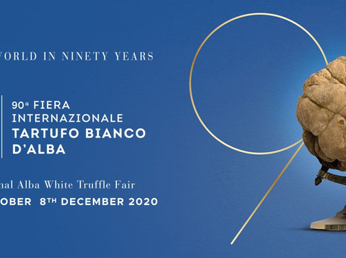 Anche nel 2020 sarà una grande Fiera Internazionale del Tartufo Bianco d'Alba.