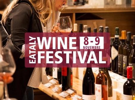 Siamo da Eataly Wine Festival
