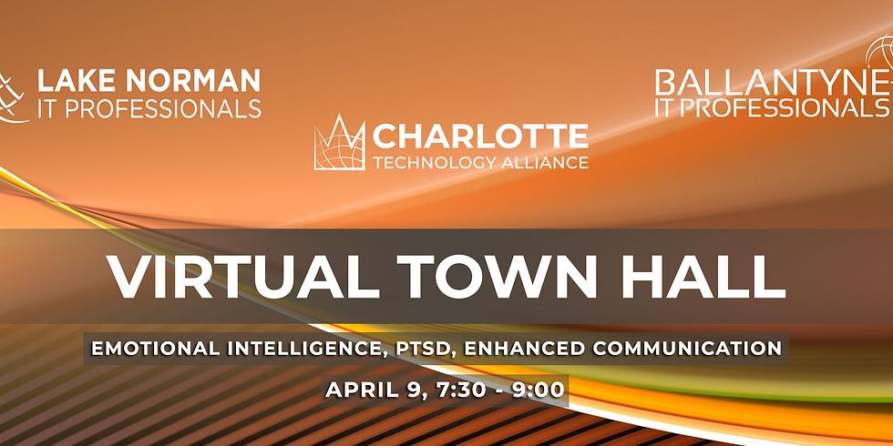 Virtual Town Hall - April 9