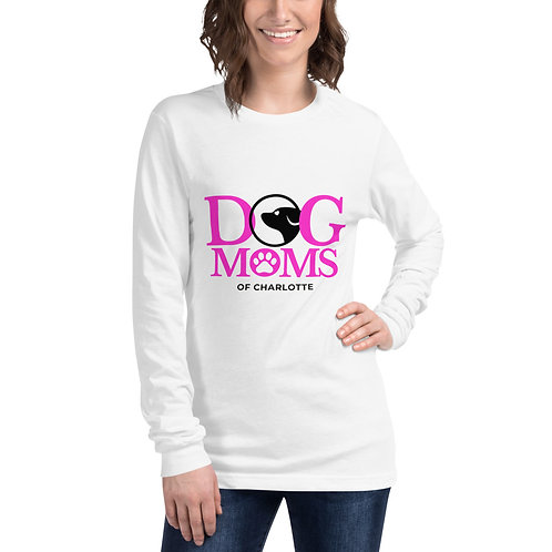 Dog Moms Charlotte Long Sleeve Tee