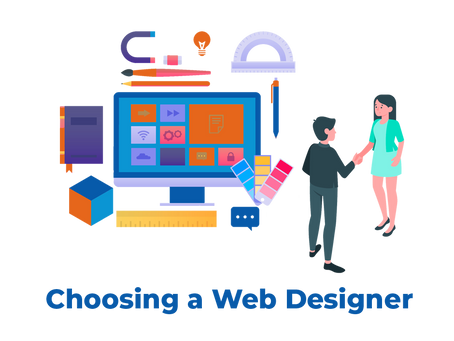 Choosing a Web Designer – 5 Questions to Ask First