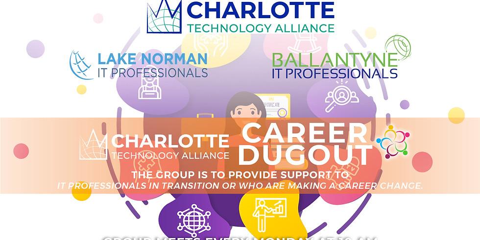 CLT Tech Alliance Dugout (Career Transition Support) - Apr 5