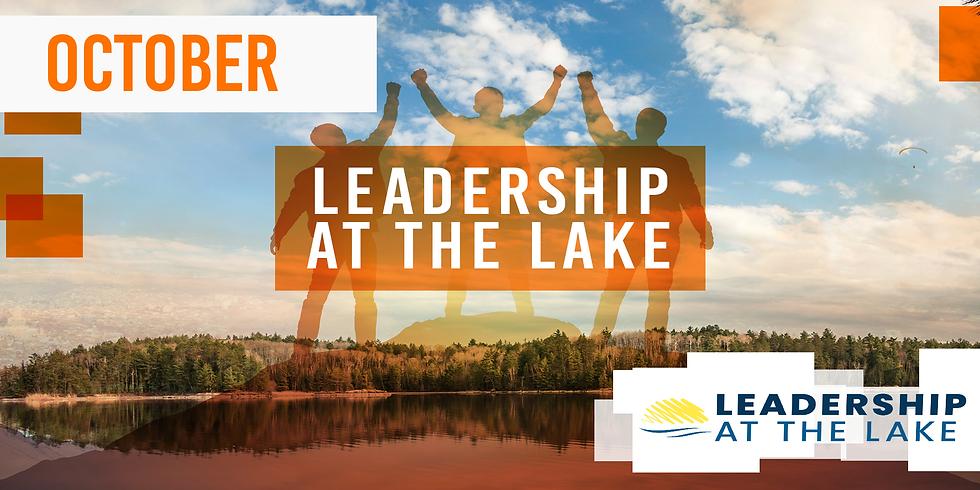 Leadership at the Lake - October