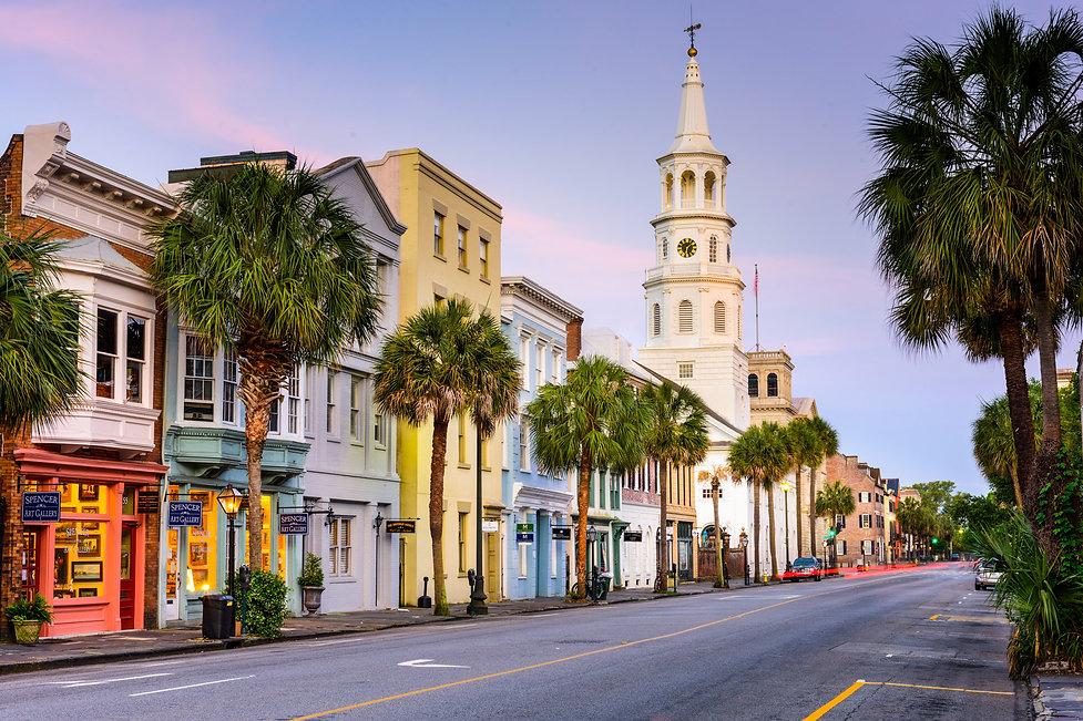 Broad Street Charleston, South Carolina