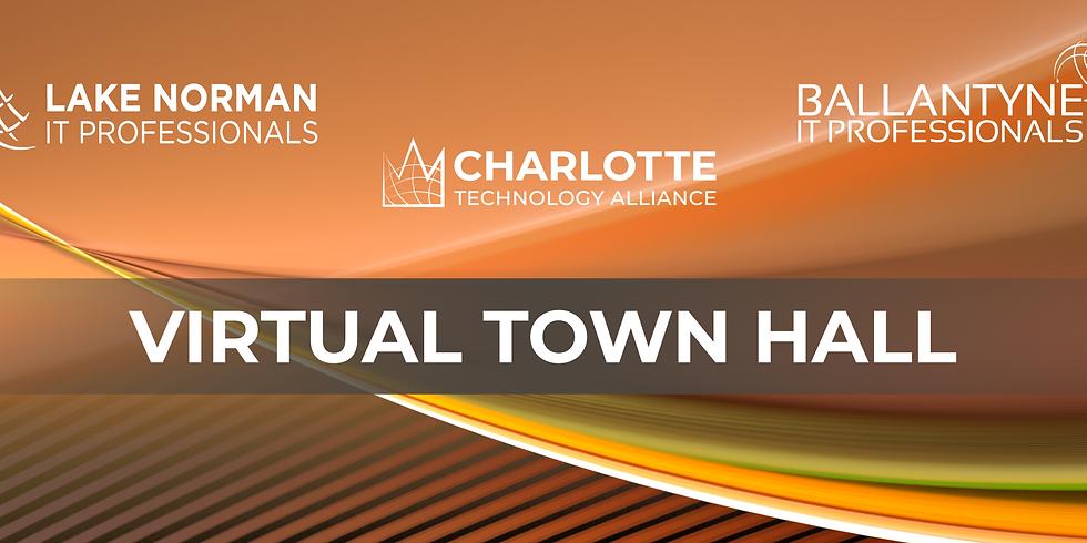 Virtual Town Hall - April 23
