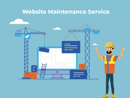 Understanding Website Maintenance Service