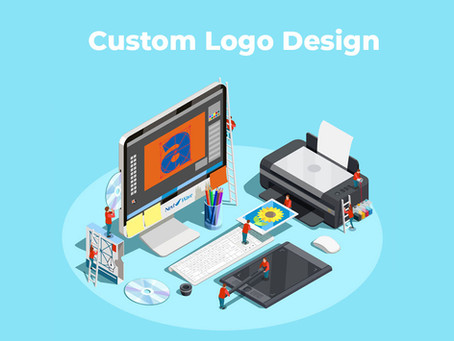 How Next Wave Services help you get a Custom Logo Design that builds your brand.