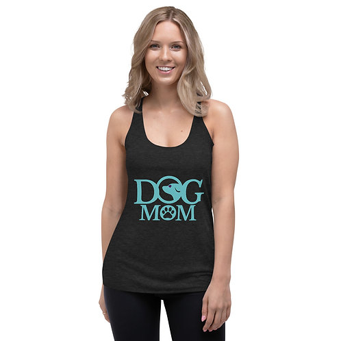 Dog Mom Women's Racerback Tank