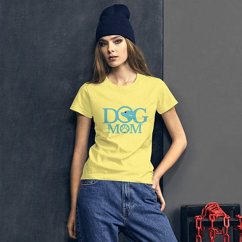Dog Mom Women's short sleeve t-shirt