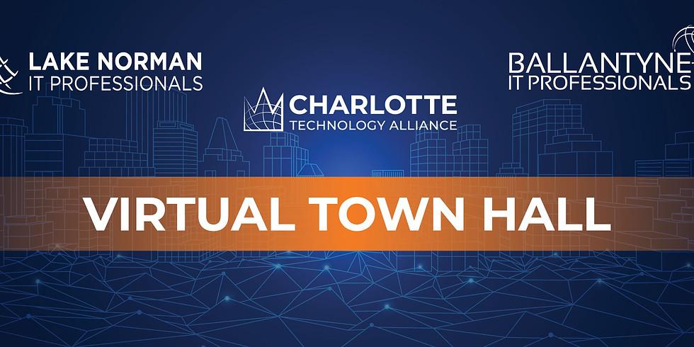 Virtual Town Hall - July 9