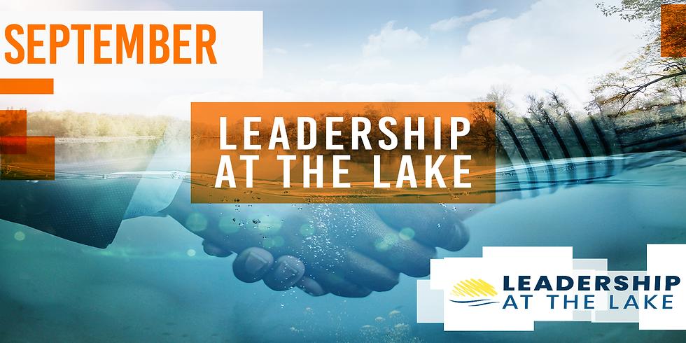 Leadership at the Lake - September