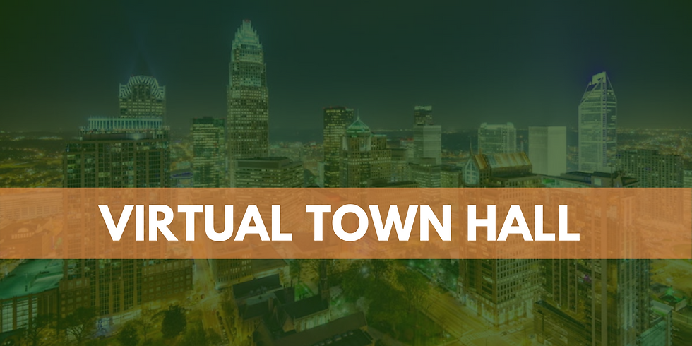 Virtual Leadership Town Hall  - Oct 1