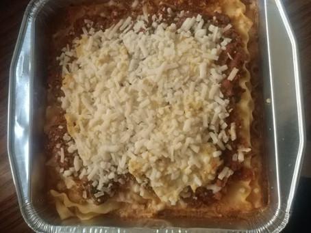Funky Fresh Lasagna