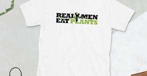 Real Men Eat Plants Shirt