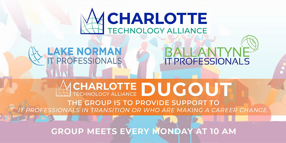 CLT Tech Alliance Dugout (In-Transition Support) - October 19