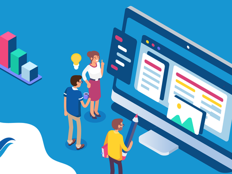 Next Wave Services Makes Designing Your Site Easy