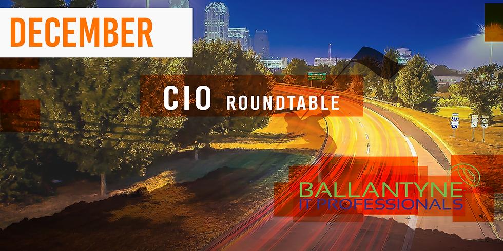 CIO Roundtable - December